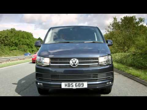 The New Volkswagen Transporter | Technology | Volkswagen Commercial Vehicles