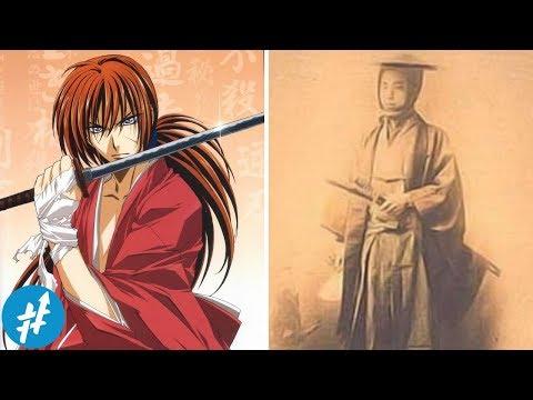 Bukan Sekedar Anime, Karakter Di Samurai X Ternyata Benar - Benar Ada