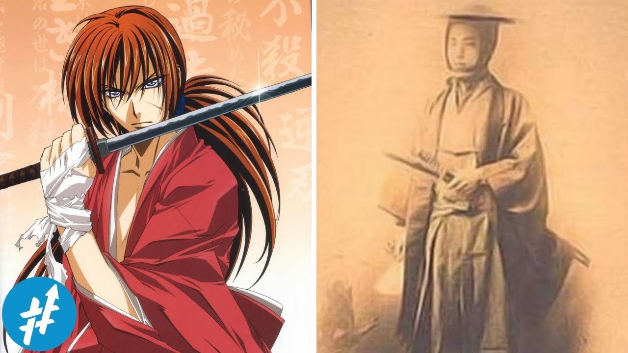 Bukan sekedar anime karakter di samurai x ternyata benar benar ada