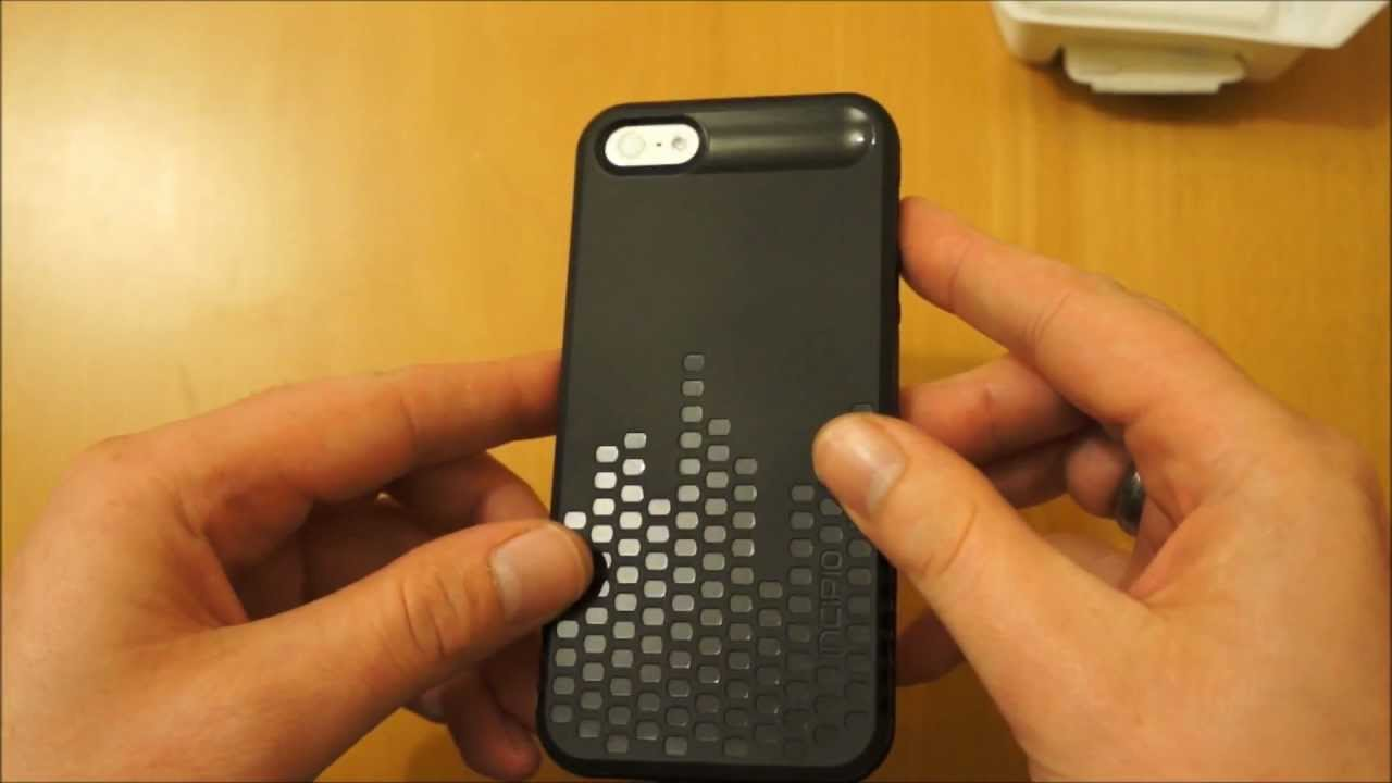 info for a5c9c 3685f Incipio Frequency iPhone 5S / 5 Case Review