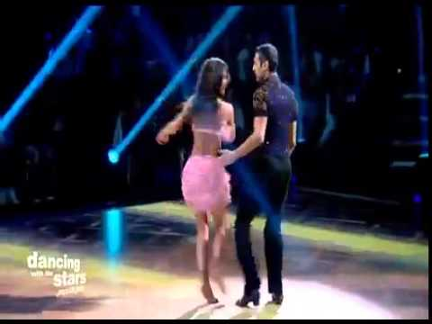 DWTSME - Rony Fahed dancing Cha Cha Cha to