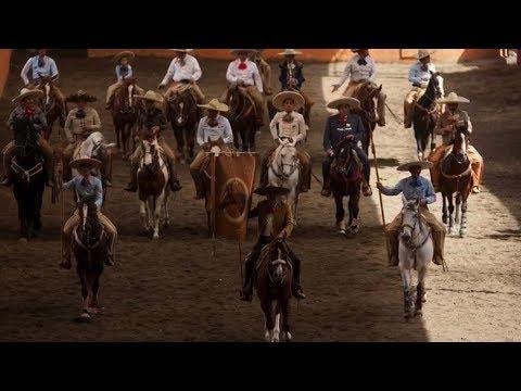La Charrería tradición ecuestre en México