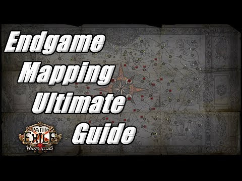 Path Of Exile's Ultimate Atlas Guide - Simplifying influence & Understanding Mapping & Shaping Maps