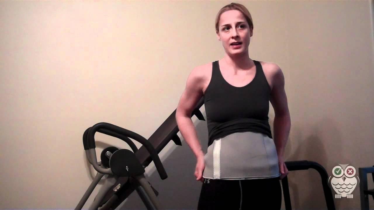 how to clean everlast slimmer belt