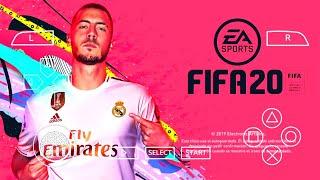 FIFA 19 PPSSPP 300MB OFFLINE CAMARA PS4 GRÁFICOS REALISTAS EQUIPOS Y UNIFORMES ACTUALIZADOS 19/20
