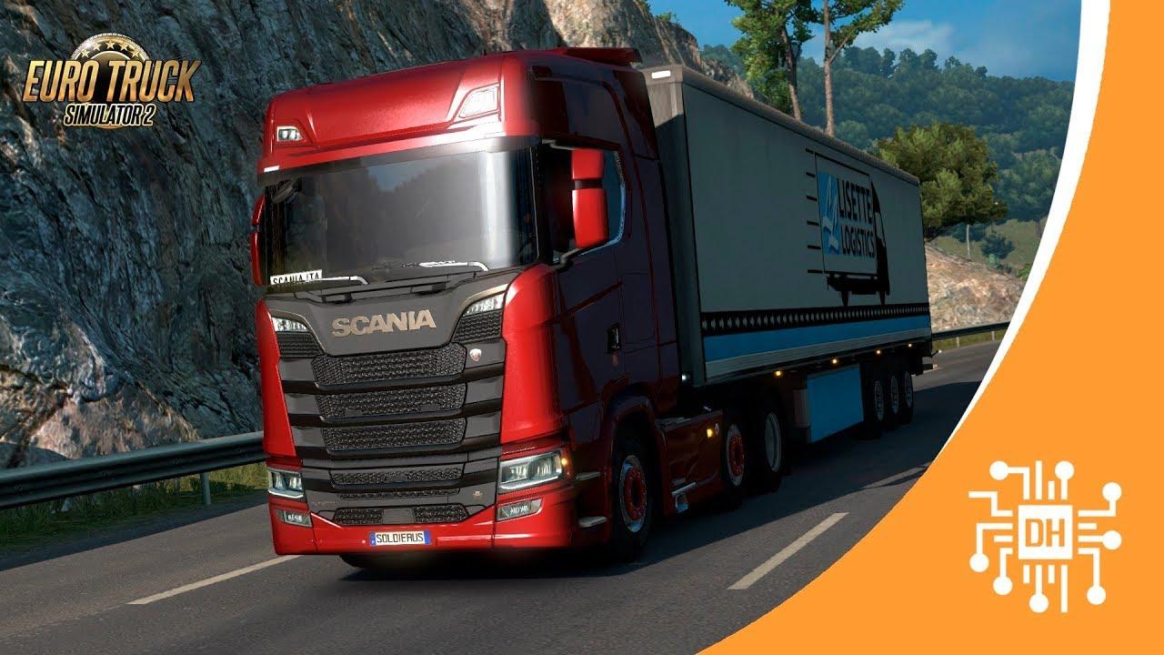 Como Jogar Euro Truck Simulator 2 Com O Controle Do Xbox