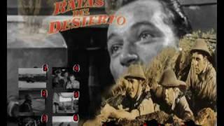 Belico 2ª Guerra Mundial Menu Las ratas del desierto