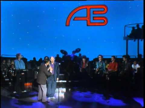 Dick Clark Interviews Billy Vera And The Beaters - American Bandstand 1986