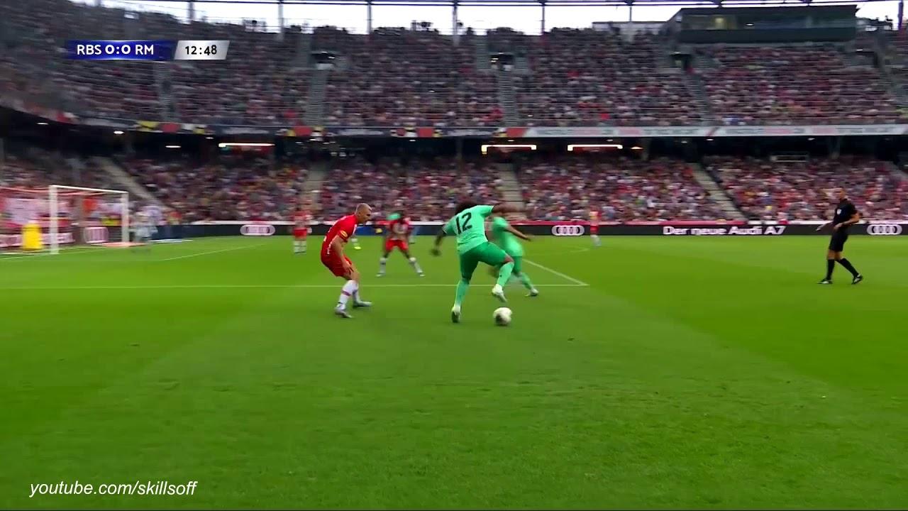 Download Marcelo amazing pass vs Salzburg (07/08/2019) HD