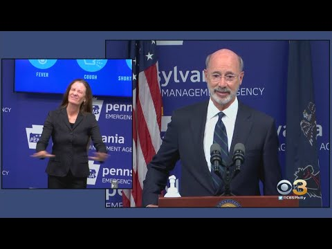 Gov. Tom Wolf Recommends No High School Sports In Pennsylvania Until 2021