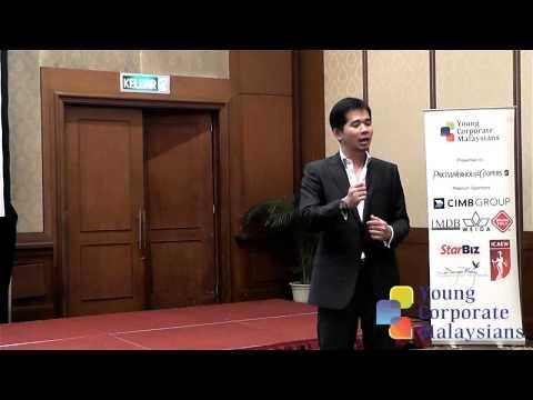 YCM CEO SERIES 36: Mohd Khairil Kevin| Partner Bain & Company
