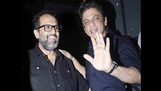 Shah rukh khan on untitled anand l rai film | watch latest interview!