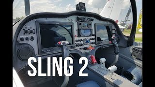 A Day In The Sling 2 Light Sport Aircraft