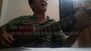 Pham Thanh Nam - Huong dan Guitar Intro bai Anh Con No Em