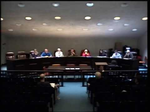 Town of Monroe Ct Town Council Special Meeting April 5, 2017
