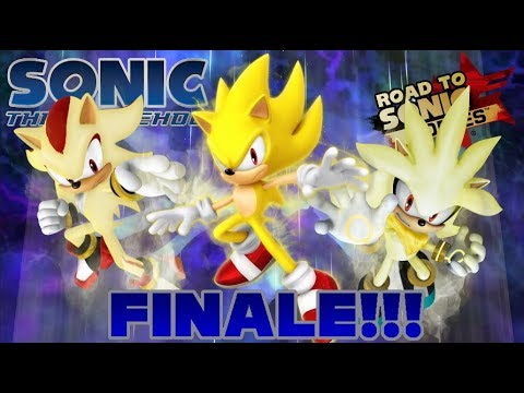 Super Dimensional Revival! - Road to Sonic Forces | Sonic The Hedgehog 2006 (Finale!!!)