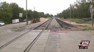 VIDEO: San Antonio's 'Ghost Tracks' will be history after next week