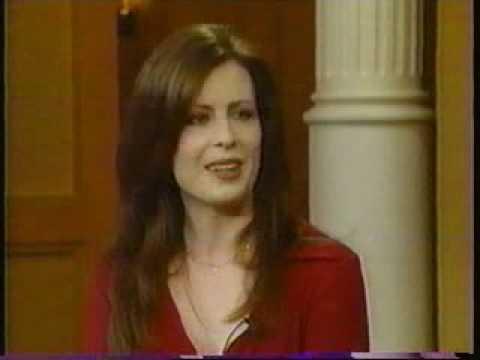 Martha Byrne on Regis & Kelly