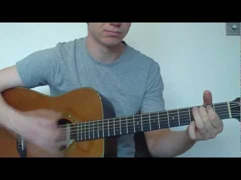 Whiskey, Whiskey, Whiskey - John Mayer ( Guitar Lesson Tutorial ) Part 1 HD