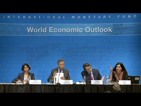IMF cuts global growth forecast, underestimated eurozone recession - economy