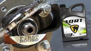 Sort 5W40 C3 Jak skutecznie olej chroni silnik?