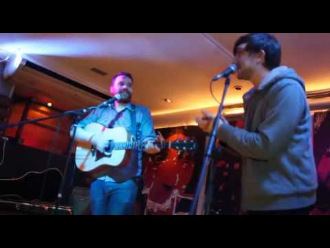 "Scott Frabbit and Louis Admiral Fallow - ""Don't Go Breakin' My Heart"""