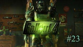 Прохождение Fallout 4 23 - Светящееся море