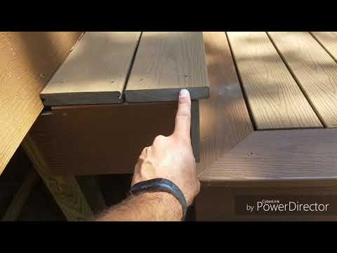 Composite Decking Update