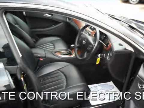 for-sale-mercedes-cls-320-cdi-automatic-full-black-leather-seats