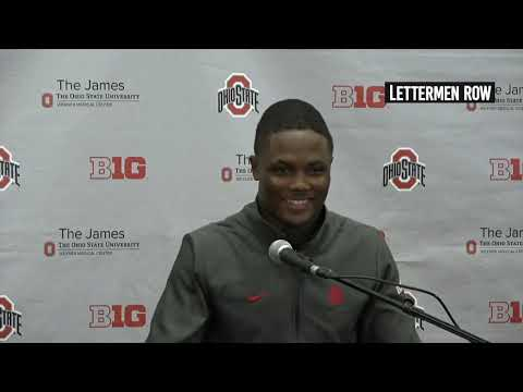 Terry McLaurin: Ohio State receiver postgame press conference vs. Indiana
