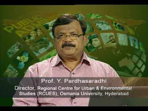Local Government Administration in India Urban local bodies