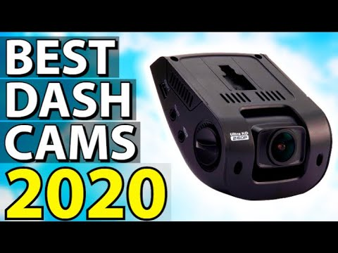 ✅ TOP 4: Best Dash Cam 2020