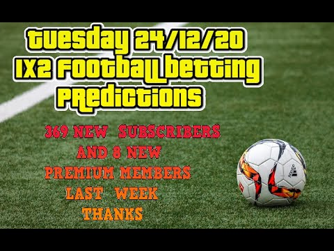 Betting odds today football understand betting