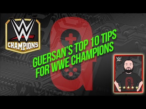 WWE Champions Game Tips, Tricks, Guide, Cheats, Hacks and