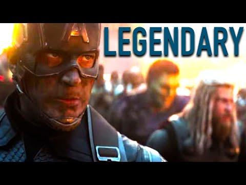 Skillet - Legendary | Multifandom (Music Video)
