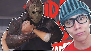 Jason Part VII Premium Kill Pack - Friday the 13th the Game
