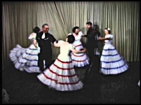 Square Dance - Mildred Bulher