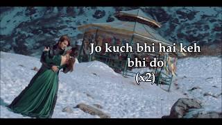 Baarish Lyrics Hume Tumse Pyaar Kitna Jubin Nautiyal Priyani Vani Karanvir Priya