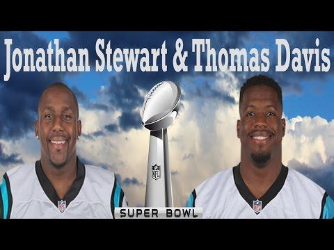 Christian Panthers Jonathan Stewart & Thomas Davis
