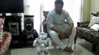 Nao Robot in India: Part 1
