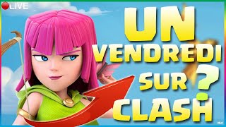 🍿CLASH OF CLANS - 23H15, UN VENDREDI SUR CLASH !!!? ÉPISODE 1