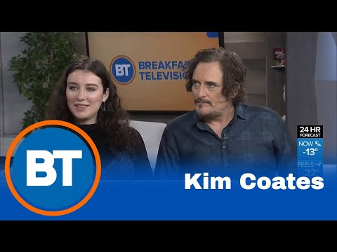 Kim Coates and daughter star in 'Jerusalem' together