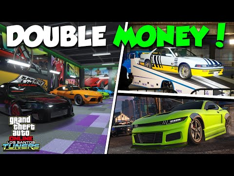 DOUBLE MONEY, DISCOUNTS & NEW PRIZE RIDE! GTA Online Weekly Update