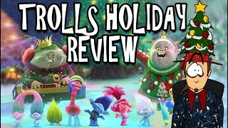 Trolls Holiday Review