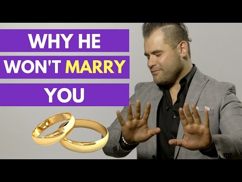 Why Men Don't Want to Marry You (REAL TALK) | James M Sama