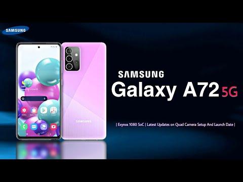 Samsung A72 5G - Galaxy A72 5G | Exynos 1080 SoC ? | Launch Date