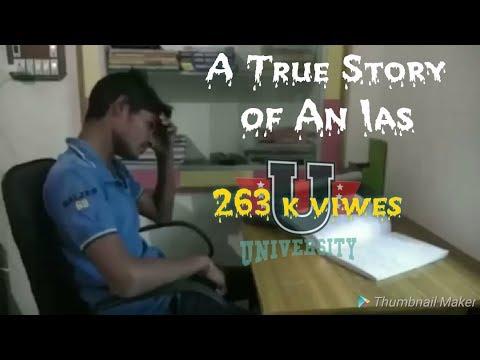 A True Story Of IAS Motivational Video f4u