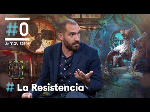 LA RESISTENCIA – Jorge Ponce contra Pixar   #LaResistencia 07.06.2021