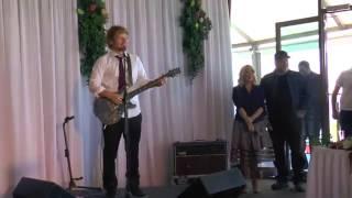 Ed Sheeran Surprises Deserving Wedding Couple! (Surprised them really ,fascinating)