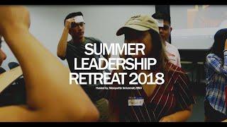 MAFA Recap | Summer Leadership Retreat 2018